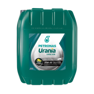 URANIA 1000 HM 20W50 API CH-4