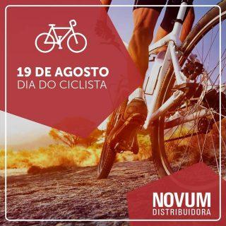 Dia Nacional do Ciclista  O Dia Nacional do Ciclista também é importante para promover o uso da bicicleta, um meio de transporte sustentável e viável. É preciso lembrar que não apenas os esportistas, mas também muitos trabalhadores usam a bicicleta e precisam trafegar com segurança e respeito.