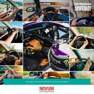 Com PETRONAS Syntium você e seu carro podem sentir a mesma proteção do time sete vezes campeã da F1. Use o lubrificante que é o melhor para todos os carros, desde as pistas até o seu dia a dia. #PETRONASSyntium